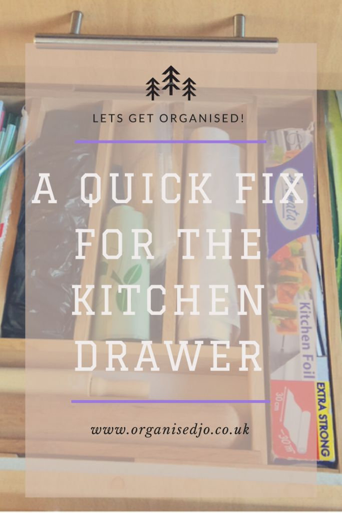 Do you have that drawer in the kitchen that every cooking utensil and miscellaneous things get thrown into? I did, and I needed to something to sort it out! Click to see what simple kitchen accessory I used to organise this drawer and it's contents.