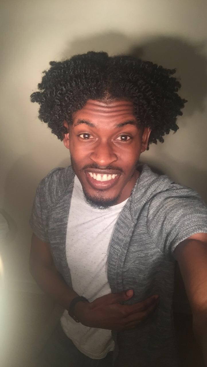Twist Out Chronicles Black Male Hair In 2019 Pinterest Twist