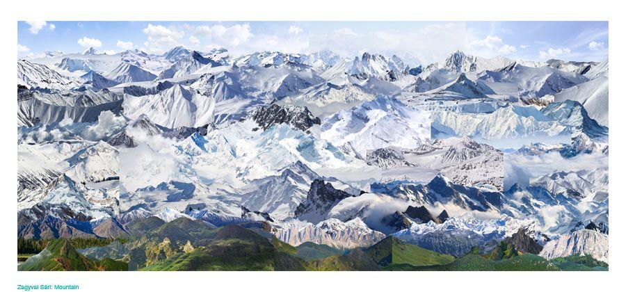 Zagyvai Sári: Mountain