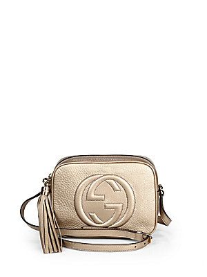 c69ae6c30 Gucci Soho Metallic Leather Disco Bag.. love this so much!!! want ...