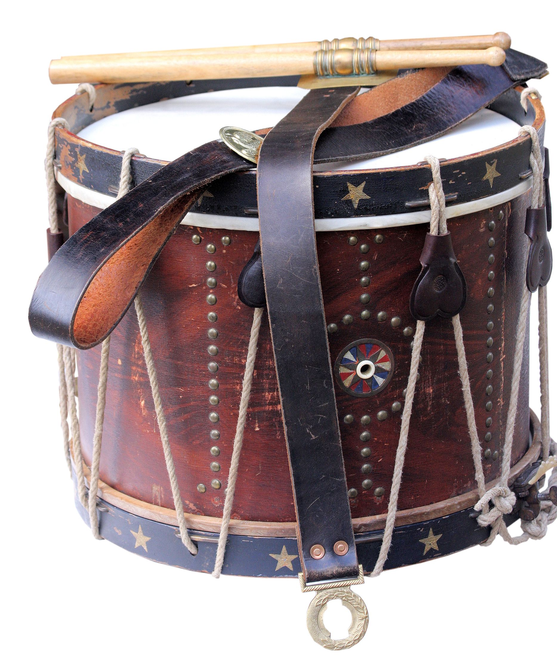 Drummer boys played important roles in the Civil War, and ...