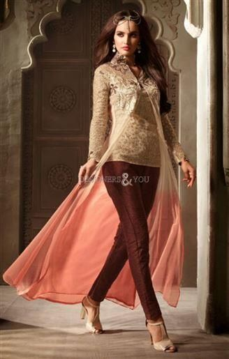 latest styles indo western dresses for women online