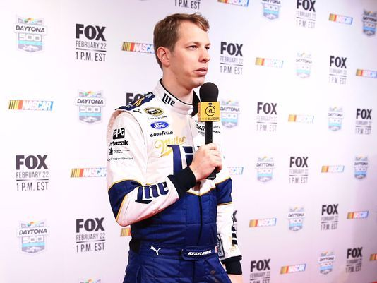 Who does Brad Keselowski say is NASCAR's best driver?
