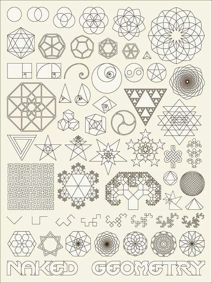 Sacred Geometry Teach Your Children Well Magickals Pinterest