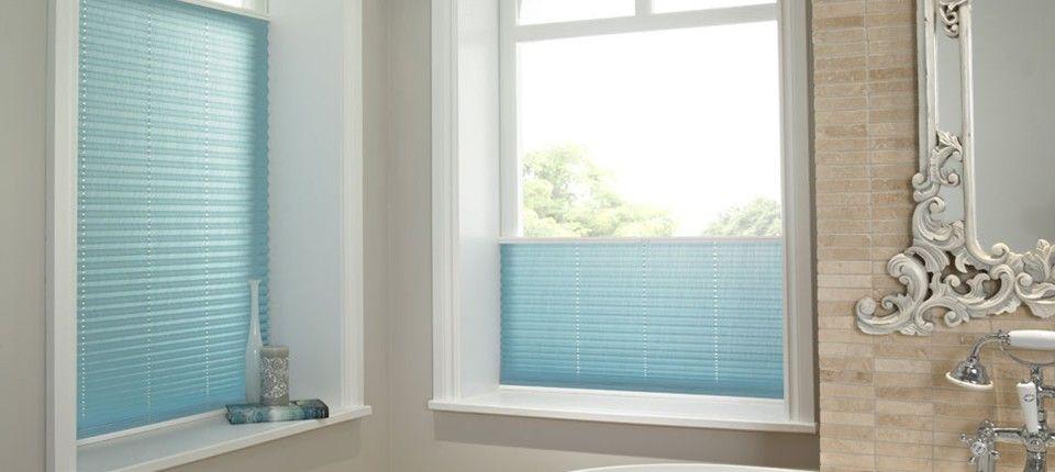 Bathroom Window Blindscafe Style Pleated Window Blinds Thomas Sanderson  Rkbbhgm