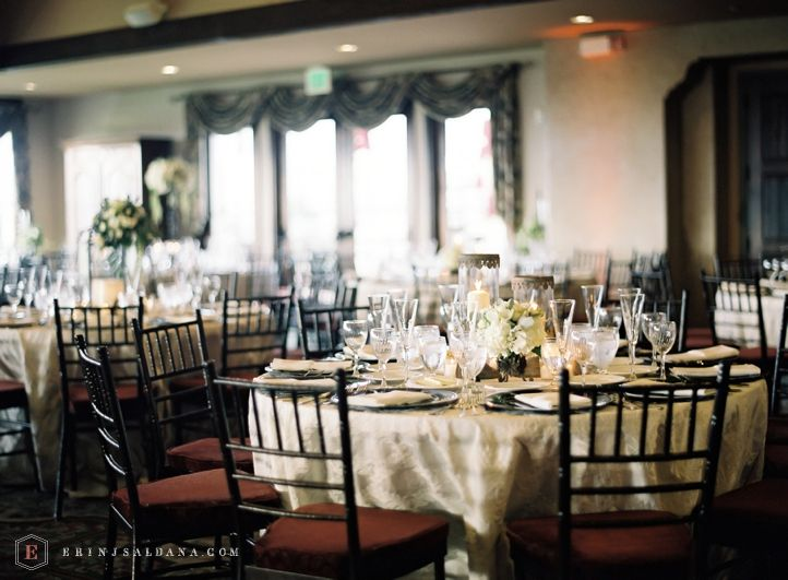 Palos Verdes Country Club Wedding Erin J Saldana Photography