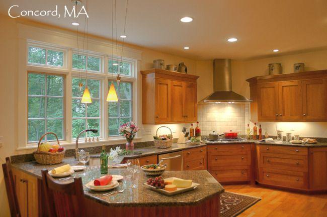 Kitchen Remodel Concord Ma Trans0024 1 Stanton Jpg Kitchen Remodel Kitchen Remodel Design Transitional Kitchen