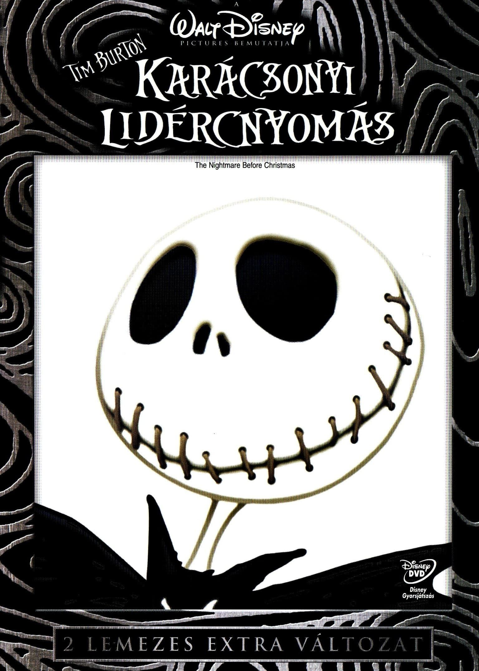 The Nightmare Before Christmas (1993) free Téléchargement complets ...