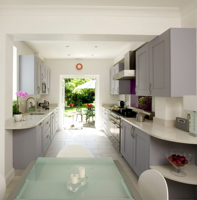 galley kitchens | Great ideas for Galley kitchens | Beautiful ...