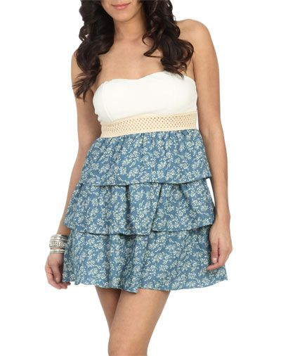tube dress from wet seal