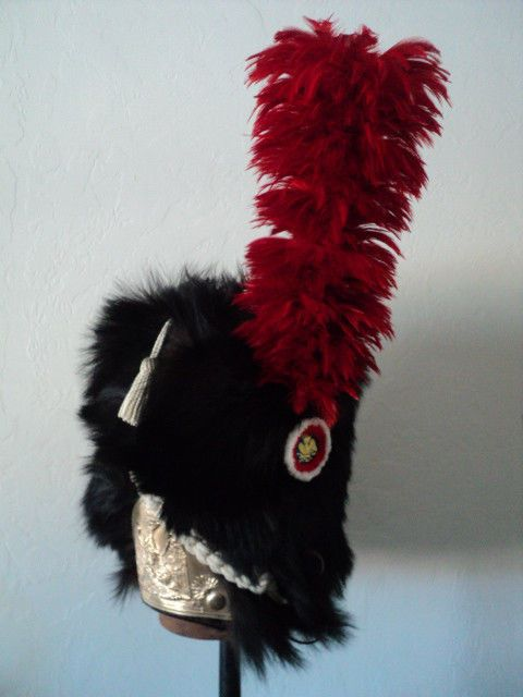bonnet poil di un rgt granatieri della guardia. Black Bedroom Furniture Sets. Home Design Ideas