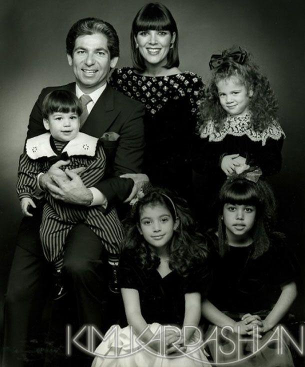 Kim Kardashian Family Christmas Cards (Pics:Kim Kardashian)  Http://www.mirror.co.uk/3am/celebrity News/kim Kardashians Christmas Family  Photo 187668