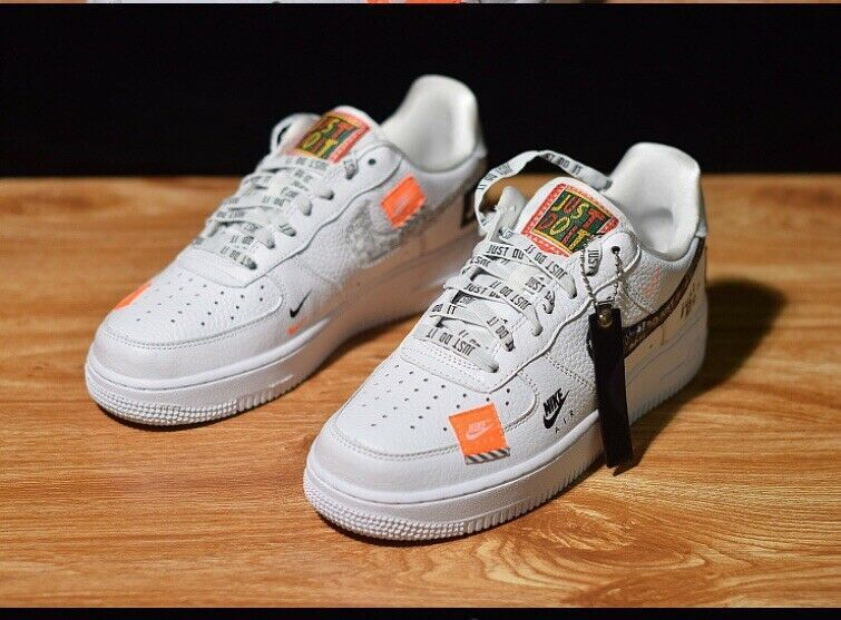 Just Do It Air Force 1 Fashion Clothing Shoes Accessories