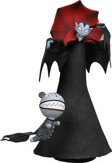 Vampire and Scary Teddy | Tim Burton | Pinterest | Scary, Tim ...
