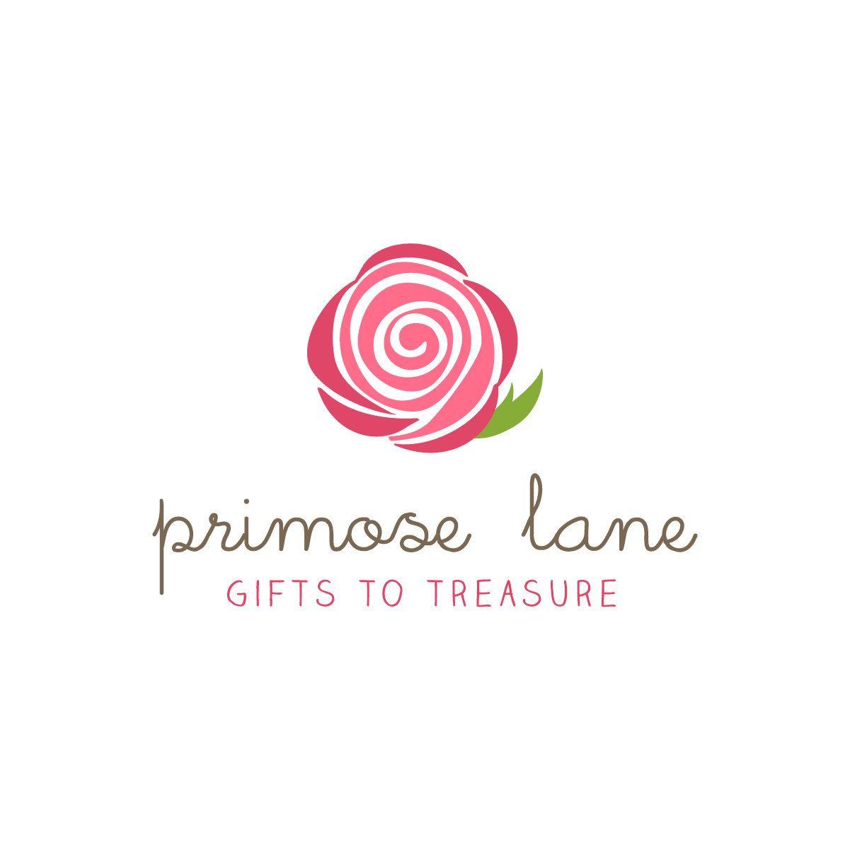 Flower Rose Logo Design Logo Logodesign Graphicdesign Designinspiration Identity Branding Pink Flower Logo Logo Design Floral Logo