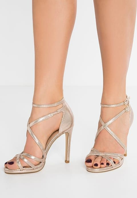 Or33 Sabrina Gold Sandales Chaussures New Look 00 5ARjL43