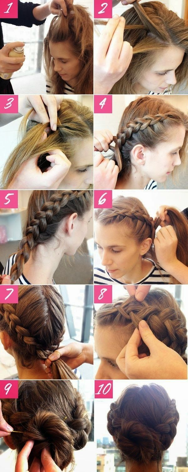 prom hairstyles ideas for long hair taming the mane pinterest