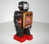 Attacking Martian Robot 60's Horikawa Japan