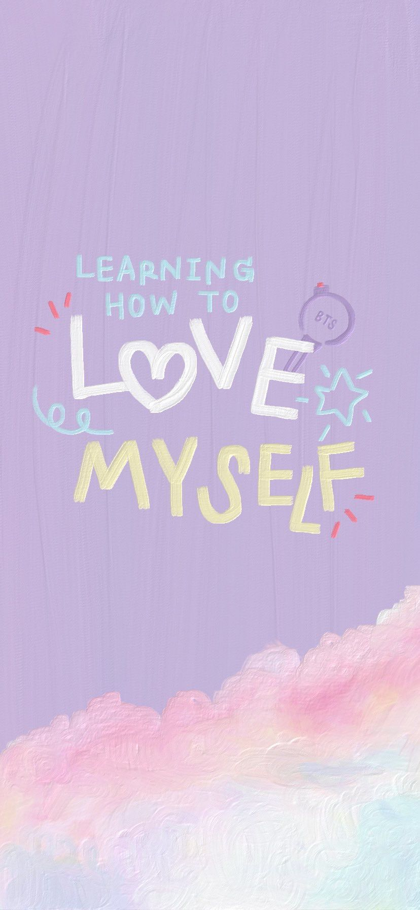 This Is One Of The Best Thoughts I Ve Read And Got Inspired Let S Hope To Be More And More Wallpaper Ponsel Desain Pamflet Ungu Pastel