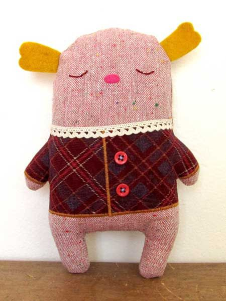 SALE Tulliver/'s Travels cute softie//toy PATTERN by Frazzy Dazzles PATTERN