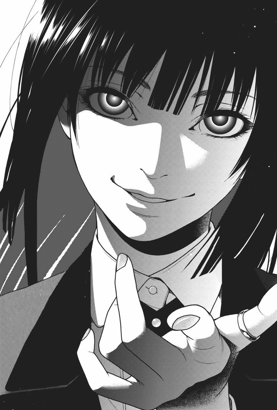 Z Jabami Yumeko Anime Gothic Anime Manga Art