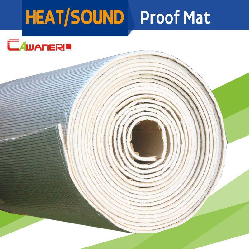 """Cawanerl 1 Roll 6sqm 240"""" x 40"""" Car Truck Heat Shield"""