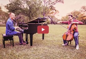 The Piano Guys Home By Phillip Phillips