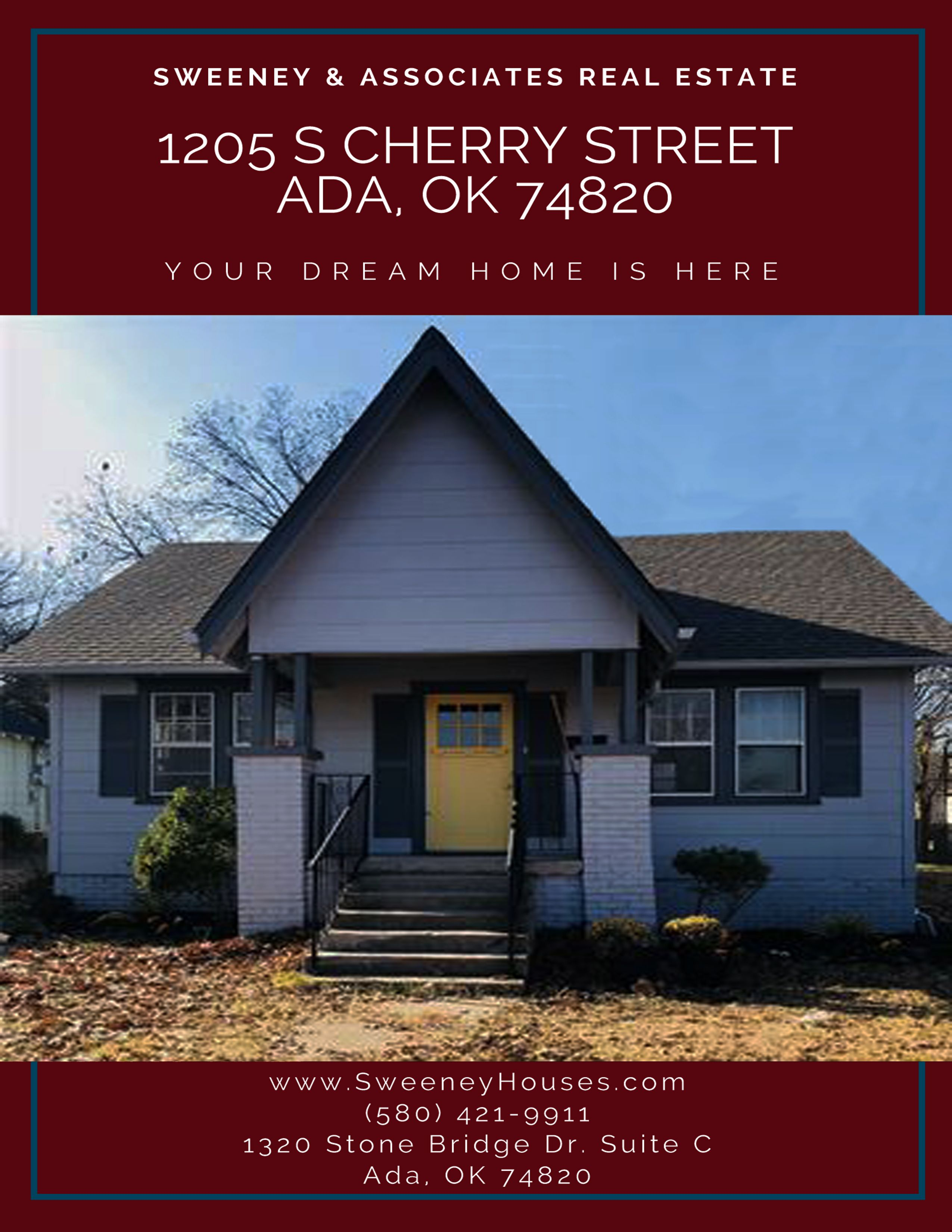 Listing provided by Shelly Beauchamp (580)4212124
