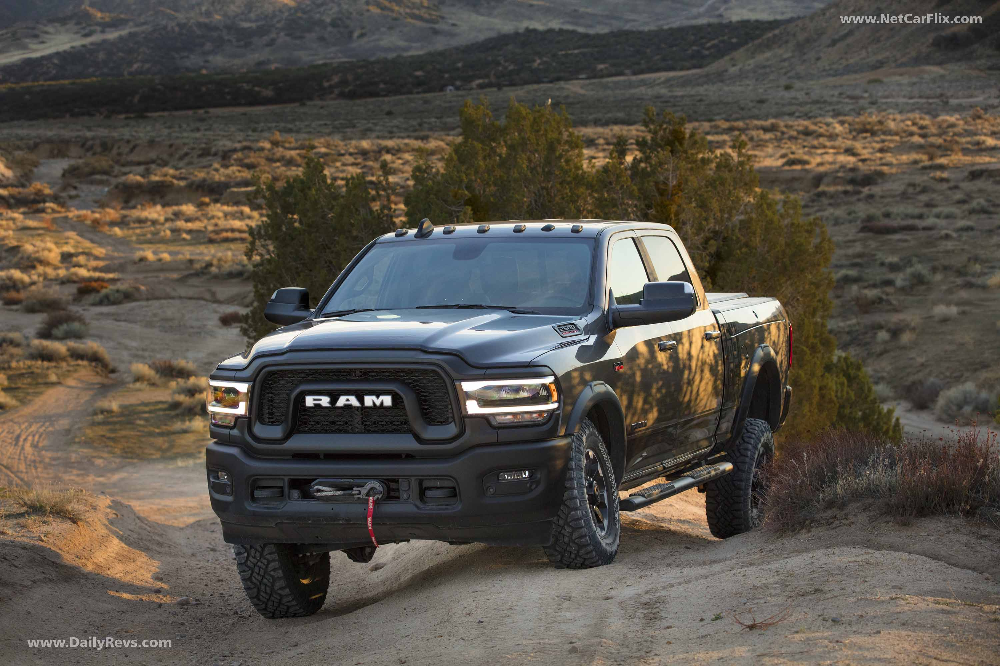 2019 Ram Power Wagon Hd Pictures Videos Specs Informations Dailyrevs In 2020 Ram Power Wagon Power Wagon Ram Trucks