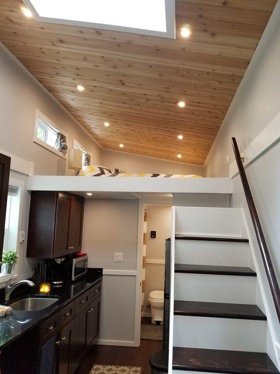 Best Yorkville Rvia Tiny House 275 Sq Ft Tiny House Living 640 x 480