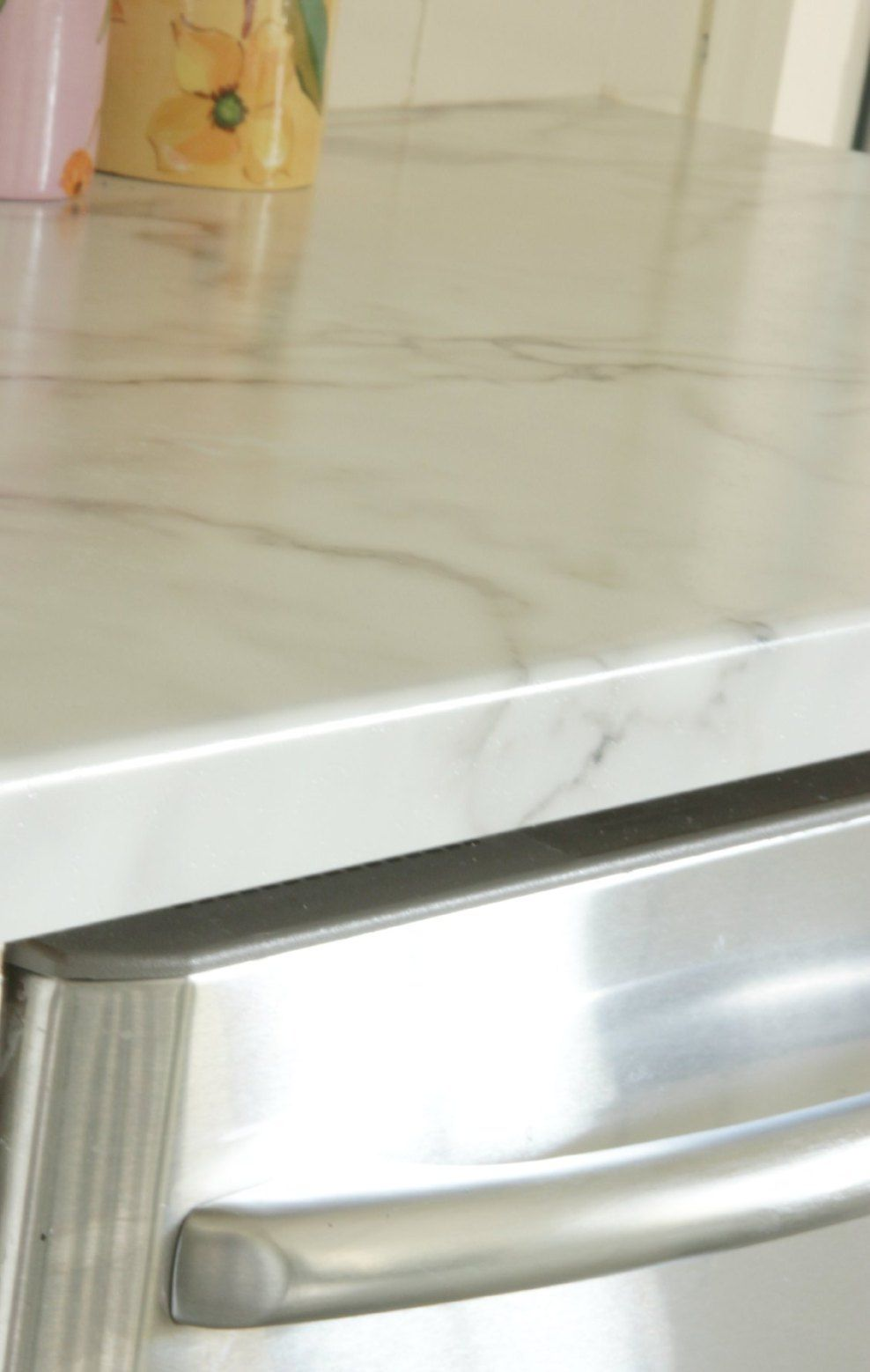 Monday Makeover Formica 180x Calacatta Marble Counter Tops