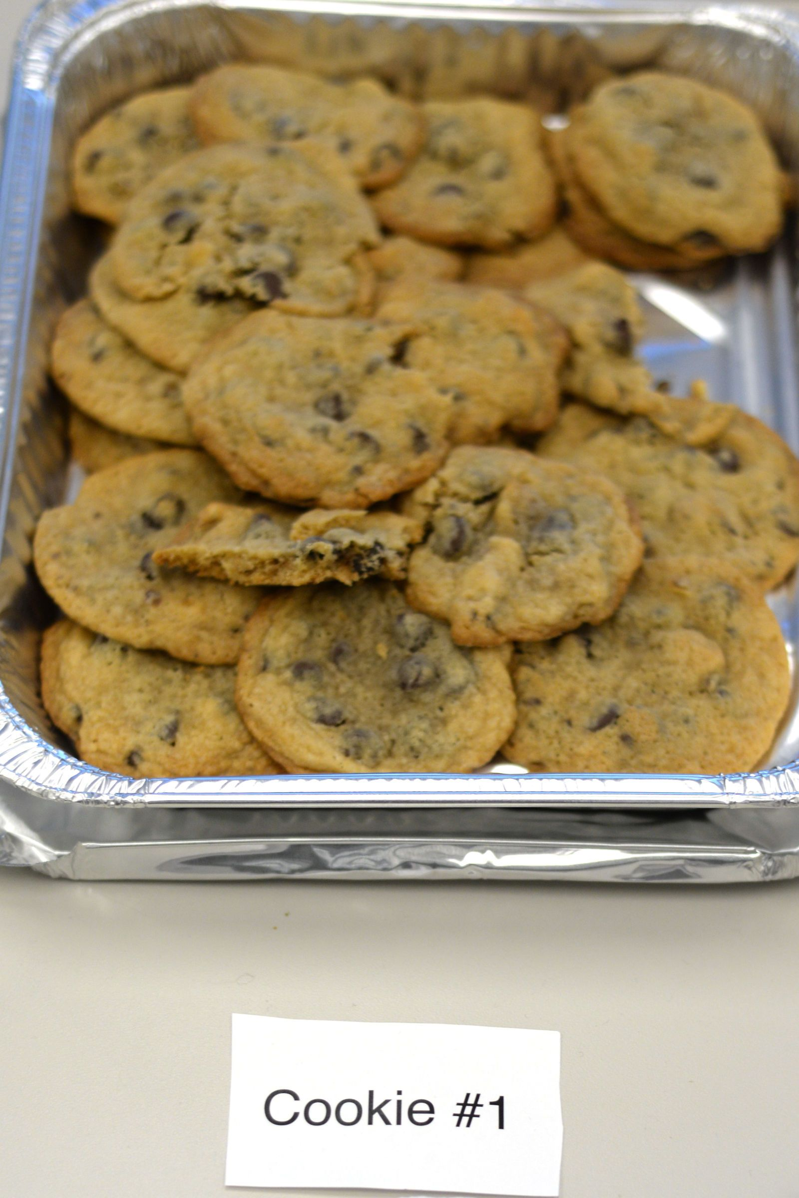 2nd Place: The Nestlé Toll House Cookie