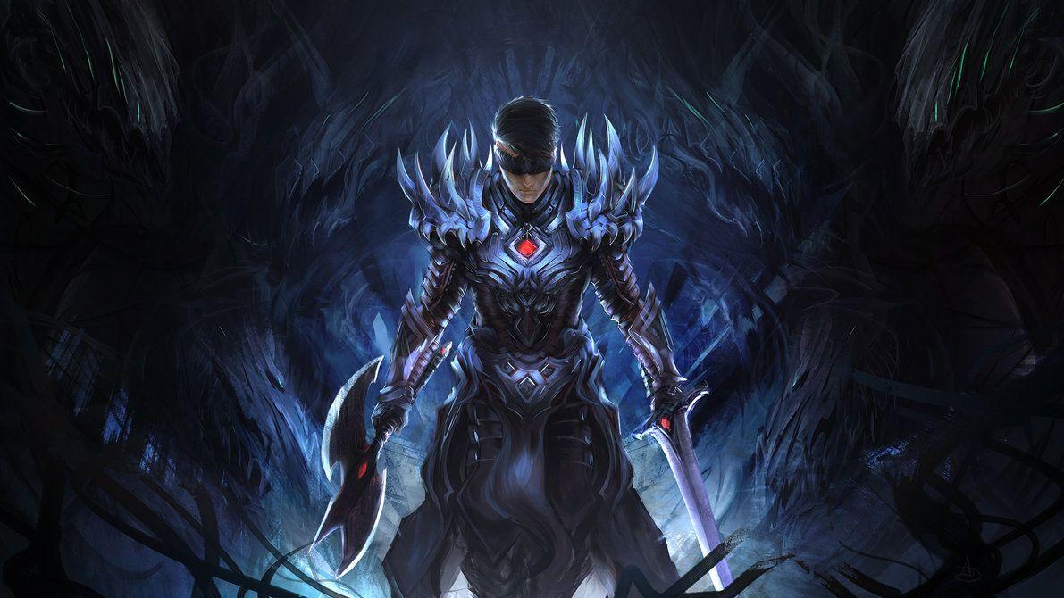 Thorn By H1fey On Deviantart Guild Wars Art Fantasy Rpg