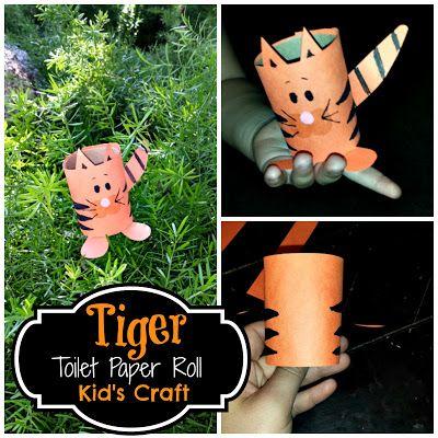 List of cheap toilet paper roll craft ideas for kids - Sassydeals com ...