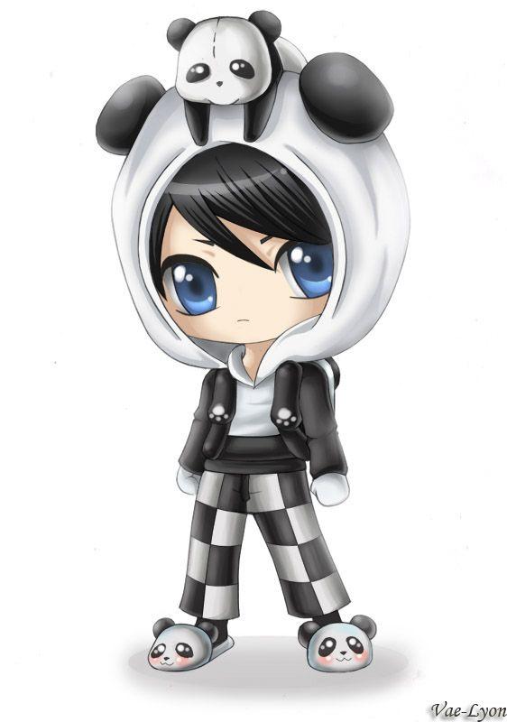 Anime Chibi Kawaii Buscar Con Google Dibujos Kawaii Pandas