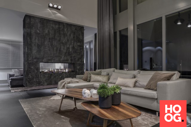 Moderne woonkamer inspiratie | woonkamer ideeën | living room decor ...