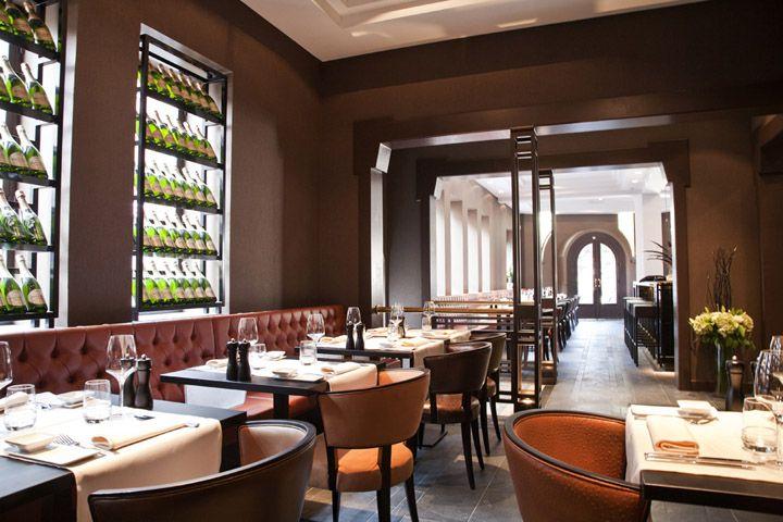 Art Kwizien luxury Brasserie design and identity by Mojo ...