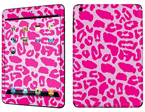 Light Purple and Bright Pink {Cute Leopard Spots} Front and Back Full Body Adhesive Vinyl Decal Sticker for iPad Mini 1st Generation Models A1432, A1454 and A1455 (No Air Bubbles - Removable Residue Free Skin} mySimple Products http://www.amazon.com/dp/B00WIZWF9O/ref=cm_sw_r_pi_dp_oNkCwb1GCZJT6