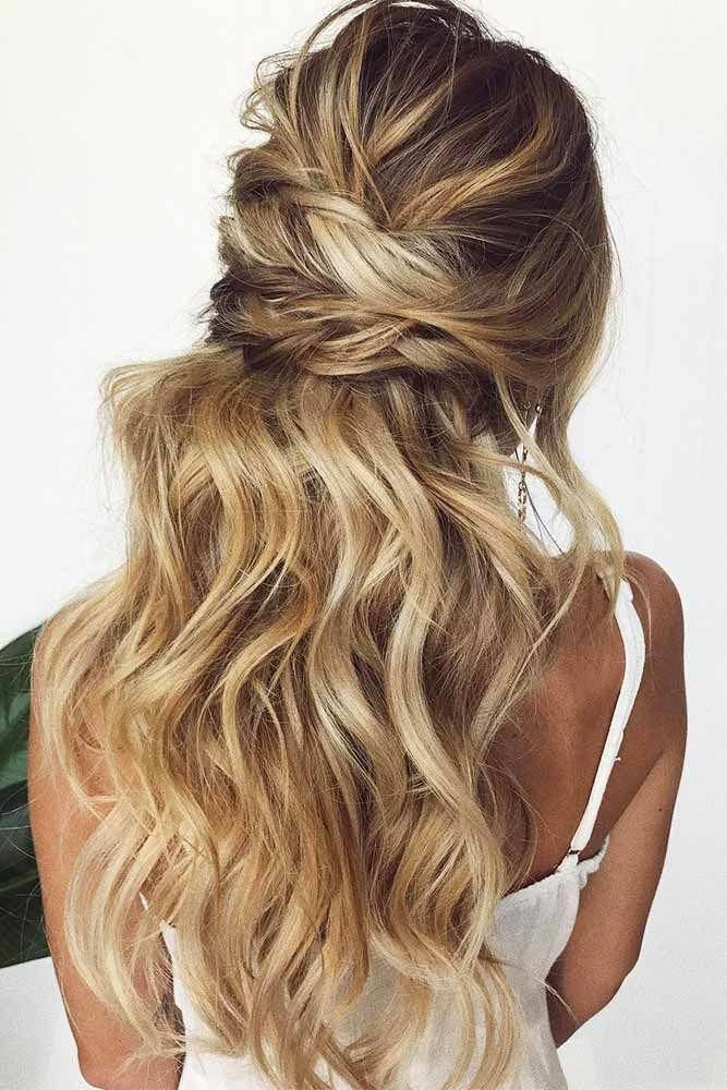 Simple all down prom hairstyles #alldownpromhairstyles ...