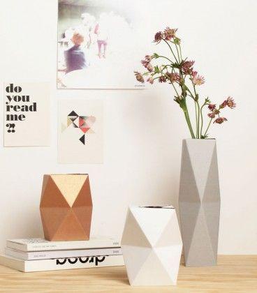 Snug | Karton Vaas Laag