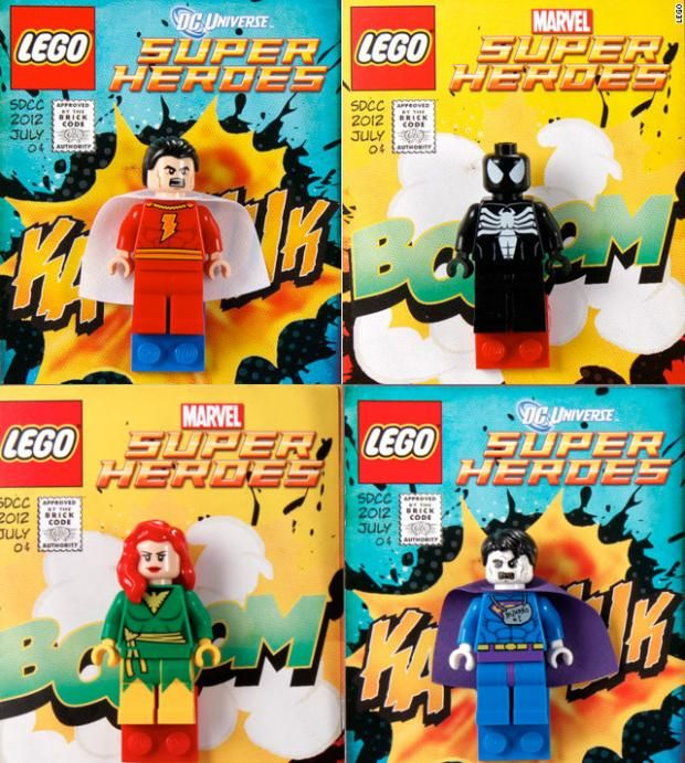 20 Very Rare (And Very Really Expensive) LEGO Minifigures   Legos ...