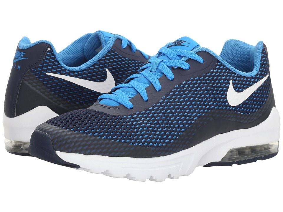 outlet store most popular available Nike Air Max Invigor SE Men's Shoes Midnight Navy/White ...