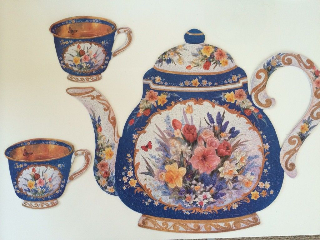 Teapot with cups5