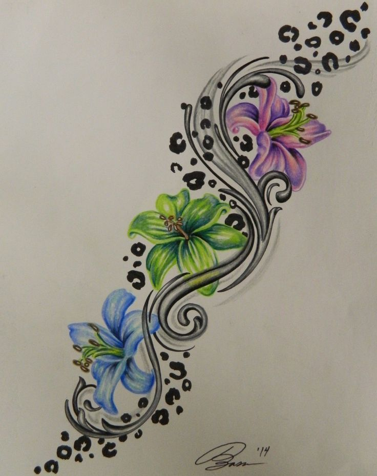 Pin By Annmarie Ochoa On Recipe S Tattoos Tattoo Designs Flower