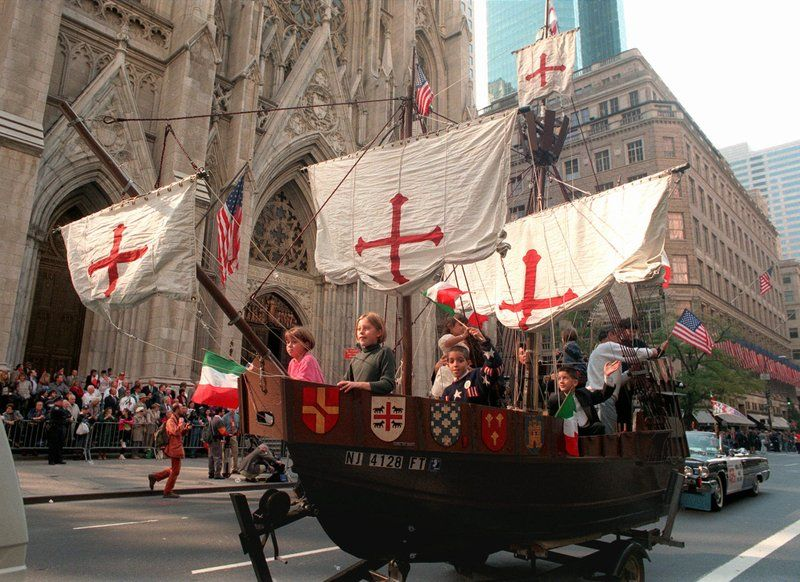 Italian Americans Fight Against Movement To Abolish Columbus Day Columbus Day Parade Indigenous Peoples Day When Is Columbus Day