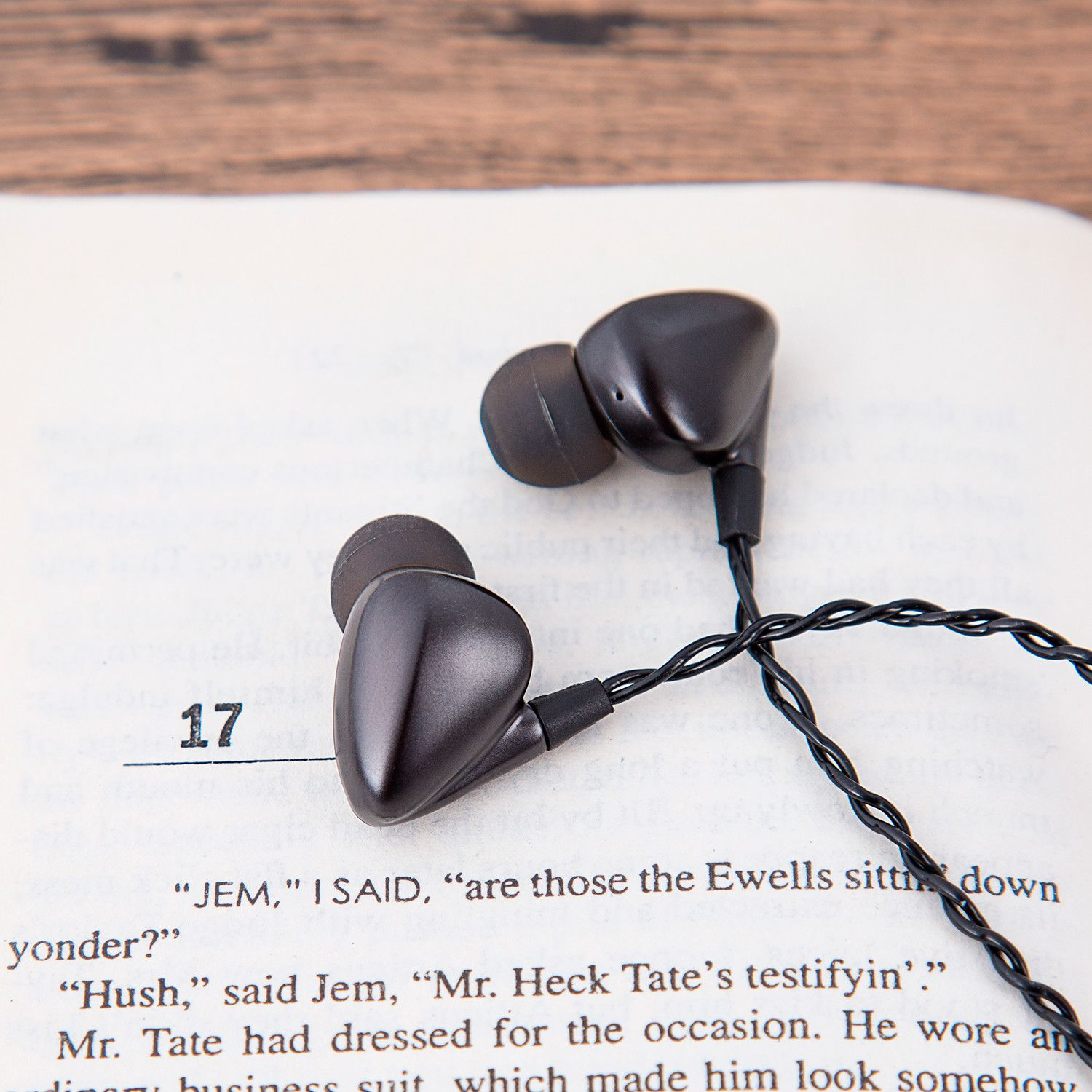 Seeds High Resolution Dynamic Earbuds Earbuds