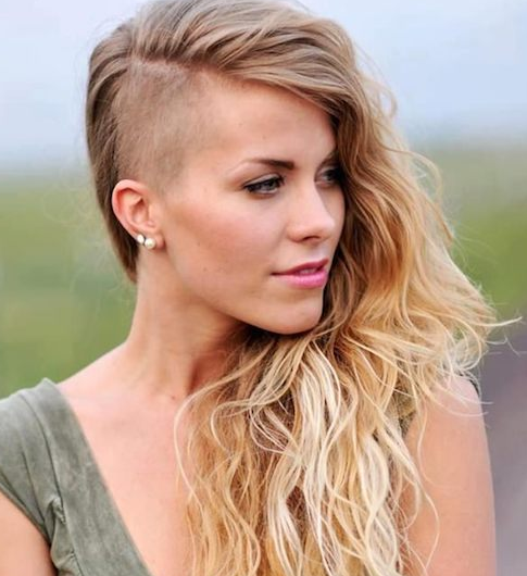 Hairstyles To Add Volume