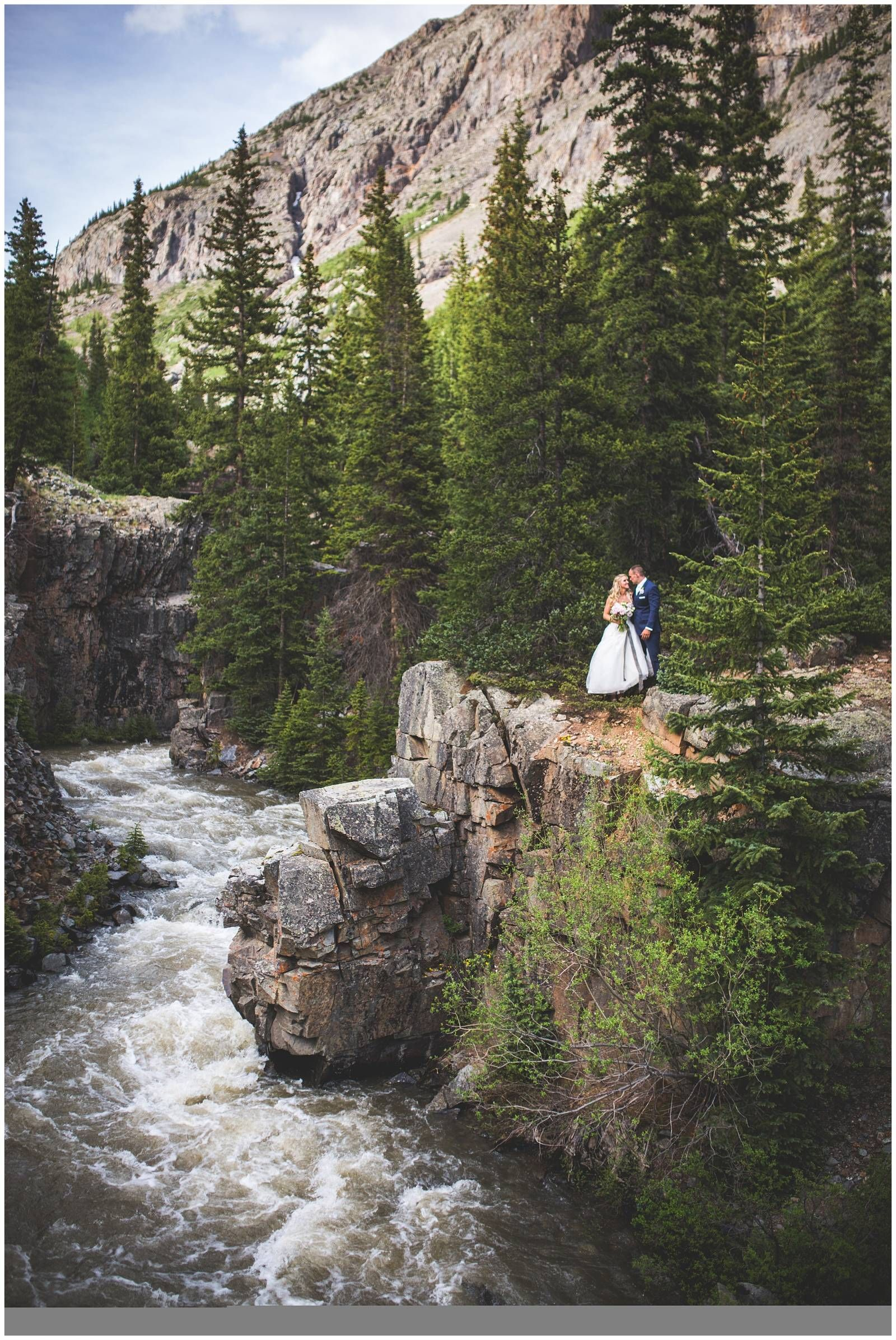 Southern Colorado Lodge Wedding Sylvia & Greg in 2020