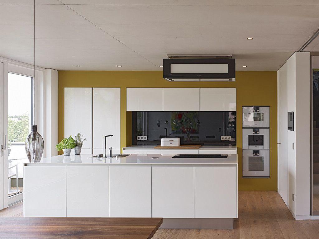 Haus In Weil Der Stadt Amp Architekten Moderne Ku00fcchen Homify Ku00fcchentrends Farben Fu00fcr Ku00fcchenwu00e4nde Ku00fcchenplanung