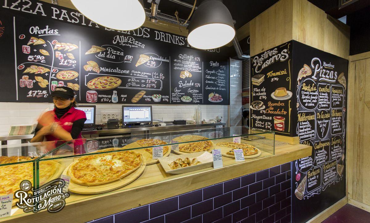Resultado de imagen para decoracion exterior de pizzerias for Decoracion pizzeria